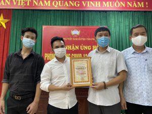 Yên Phong, Bắc Ninh: Kết quả đáng ghi nhận về việc vận động toàn dân ủng hộ phòng chống dịch Covid-19