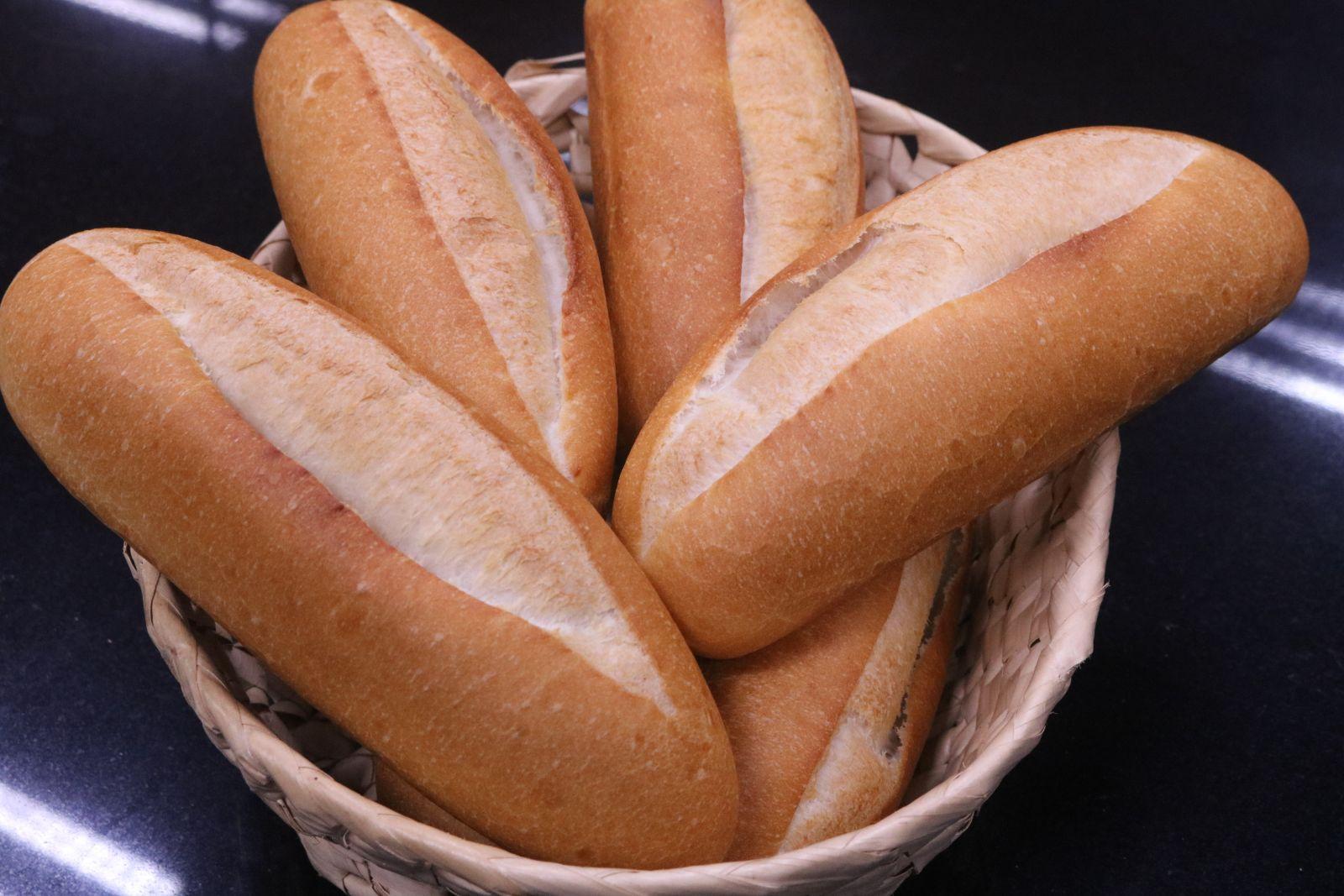 TP. Cần Thơ: Địa phương đầu tiên có văn bản nêu rõ bánh mỳ là thực phẩm