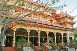Chùa Nam Sơn Đà Nẵng – Sở hữu một vẻ đẹp uy nghiêm, thanh tịnh