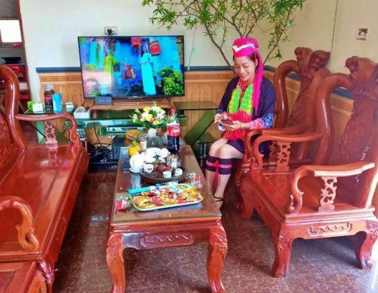 Tằng Liên trở thành YouTuber đầu tiên ở bản người Dao, Quảng Ninh.