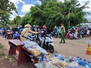 Người dân về Tây Nguyên tăng đột biến, Bình Phước 'căng mình' giám sát