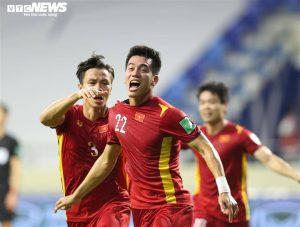 Tuyển Việt Nam hơn Thái Lan 28 bậc trên bảng xếp hạng FIFA