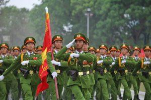 Kỷ niệm 76 năm ngày truyền thống vẻ vang của Công an Nhân dân Việt Nam 19/8/1945 – 19/8/2021)