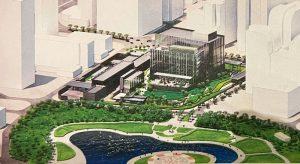 Đại sứ quán mới của Hoa Kỳ tại Hà Nội: Biểu tượng của sự hợp tác, tình hữu nghị