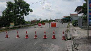 Bắc Ninh: Rào cầu, chặn quốc lộ để chống dịch?