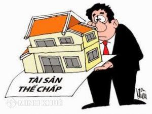 Hợp đồng thế chấp quyền sử dụng đất, tài sản gắn liền với đất chủ sử dụng đất là cá nhân khi có tranh chấp với người trong gia đình