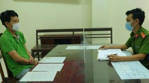 Giám đốc Công ty in tại Bắc Ninh bị bắt giữ về hành vi làm giả con dấu, tài liệu của cơ quan, tổ chức.