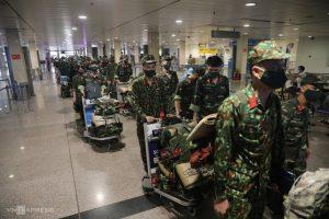 Quân đội tham gia chống dịch ở TP HCM như thế nào?