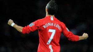 Man Utd công bố Ronaldo