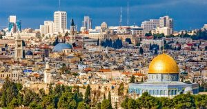 Vẻ đẹp yên bình ở vùng đất Thánh linh thiêng nằm giữa Trung Đông