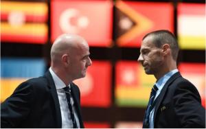 Đề xuất World Cup 2 năm 1 lần và cuộc chiến vương quyền giữa FIFA với UEFA