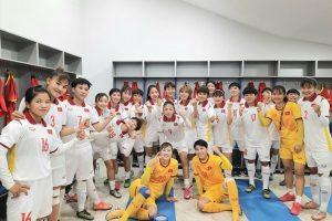Đội tuyển nữ Việt Nam và những chiến thắng đậm nhất lịch sử