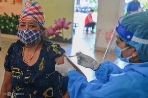 Hà Nội tiêm gần một triệu mũi vaccine trong hai ngày