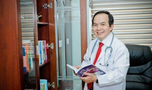 TP Hồ Chí Minh: Người được cho là bác sĩ tức giận tại chốt kiểm soát