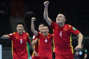 Báo thế giới dự đoán ra sao về kết quả trận futsal Việt Nam gặp Nga?