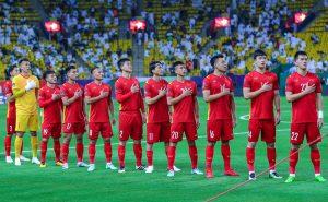 Bộ trưởng Nguyễn Văn Hùng chúc Đội tuyển Việt Nam thi đấu đạt kết quả tốt trước tuyển Australia