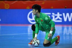 Hồ Văn Ý: 'Tôi chỉ góp công nhỏ cho futsal Việt Nam'