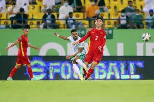 ĐT Việt Nam thua ngược Saudi Arabia 3-1