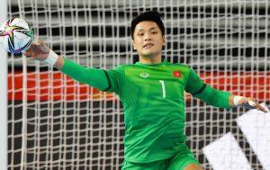 FIFA tiếc bàn thắng hụt của thủ môn Hồ Văn Ý