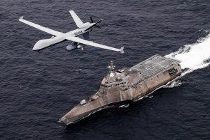 Hải quân Mỹ thành lập lực lượng đặc nhiệm không người lái tích hợp trí tuệ nhân tạo