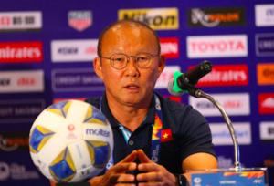 """HLV Park Hang-seo: """"Australia rất mạnh, tuyển Việt Nam sẽ chiến đấu hết sức"""""""