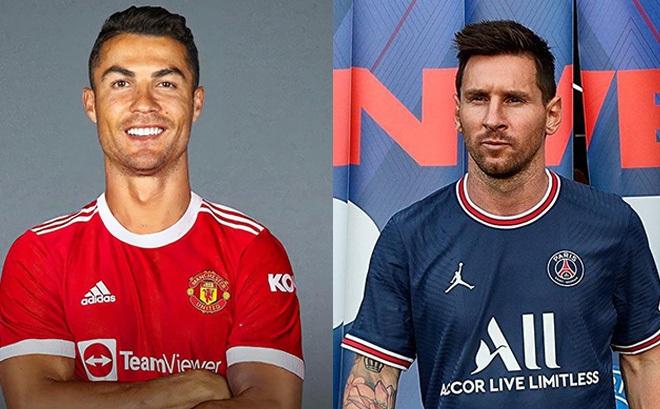 Vì sao C.Ronaldo thăng hoa, còn Messi bế tắc ở đội bóng mới?