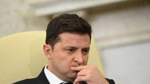 """Tổng thống Ukraine: Chiến tranh với Nga """"có thể xảy ra"""""""