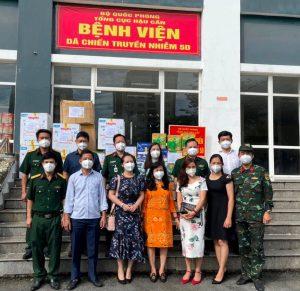 TP. Hồ Chí Minh: Chung tay yêu thương, lấp đầy khoảng trống