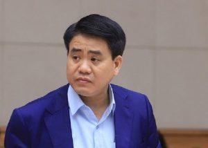 Truy tố ông Nguyễn Đức Chung trong vụ mua chế phẩm Redoxy-3C