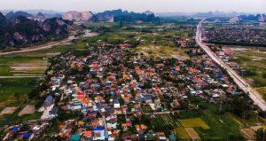 Hải Phòng: Huyện Thuỷ Nguyên xây dựng xã nông thôn mới kiểu mẫu tại xã Gia Đức.