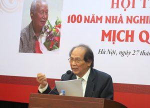 Mịch Quang: bản giao hưởng Mùa xuân tuyệt vời