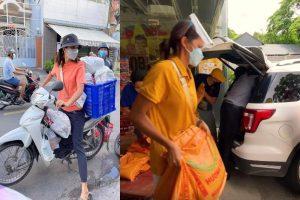 Chào mừng ngày Phụ nữ Việt Nam (20/10), những đoá hồng trong đại dịch