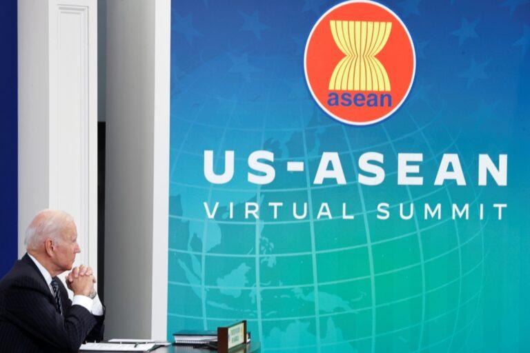 Mỹ ủng hộ các sáng kiến mới nhằm mở rộng quan hệ đối tác với ASEAN