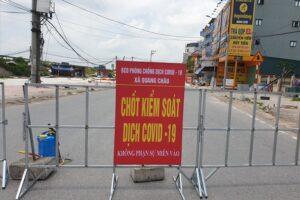 Tất cả người từ Hà Nội đến – về Bắc Giang lưu trú phải xét nghiệm, cách ly