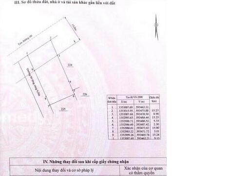 Lưu ý cách xem sơ đồ thửa đất trên Giấy chứng nhận quyền sử dụng đất