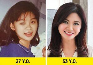 Bí mật cho vẻ đẹp không tuổi của phụ nữ Indonesia