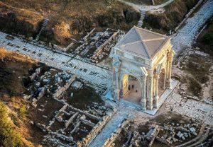 Leptis Magna – Viên ngọc bí ẩn của đế chế La Mã