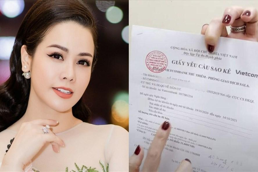 Bị tố ăn chặn từ thiện, Nhật Kim Anh sao kê 880 triệu đã chuyển Đại Nghĩa