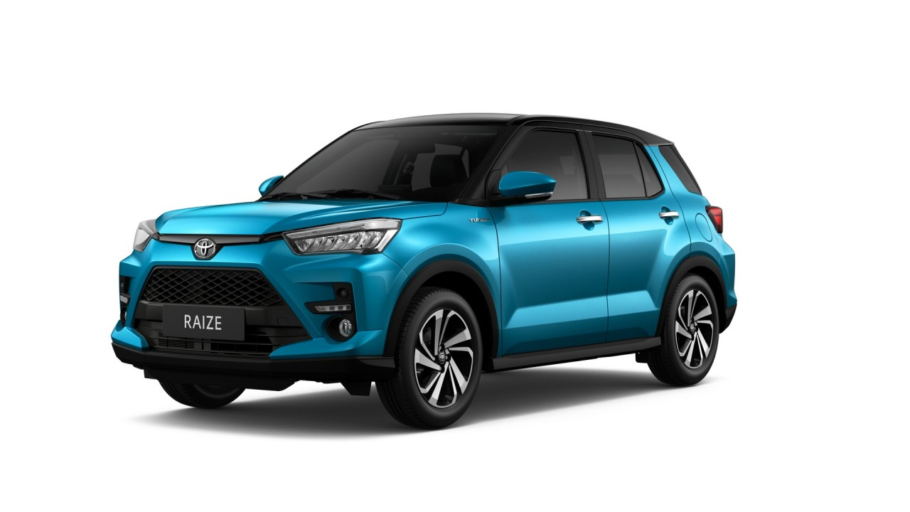 Toyota Raize 2021 sắp ra mắt tại Việt Nam, thiết kế cực đỉnh
