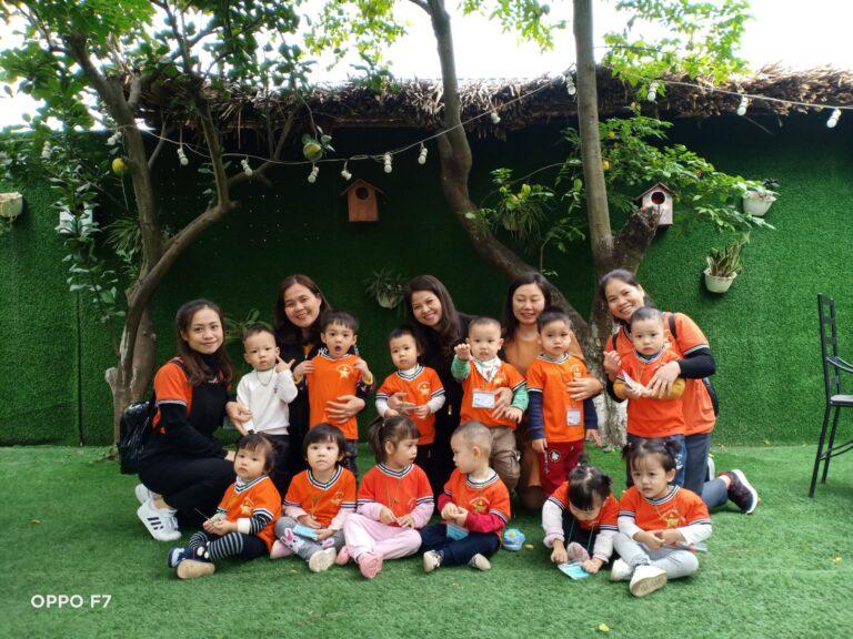 Thanh Xuân (Hà Nội): Lan toả nét đẹp văn hoá ứng xử trong cơ sở giáo dục mầm non