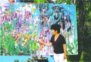 Hình tượng người mẹ – người phụ nữ trong hội họa Văn Dương Thành