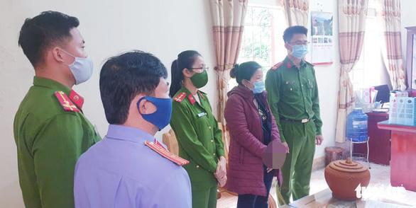Nghệ An: Bắt chủ tịch xã và thuộc cấp 'ăn chặn' tiền hỗ trợ thiên tai