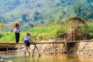 Cọn nước – Nét đẹp văn hóa vùng cao
