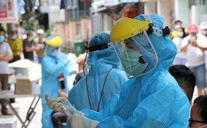 TP. HCM: Lao động quay trở lại làm việc sẽ được tiêm vắc xin ngay cửa ngõ TP