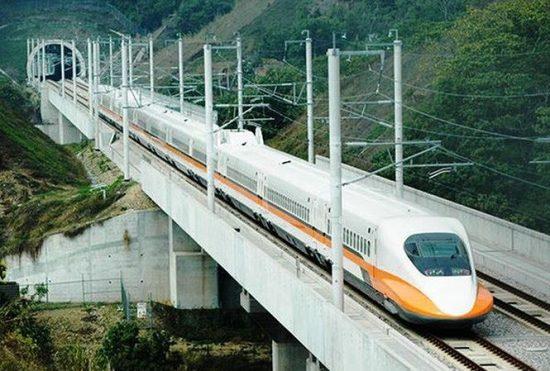 tàu đường sắt cao tốc Bắc Nam