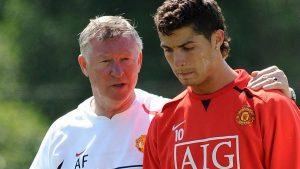 Sir Alex Ferguson: Ronaldo xứng đáng giành Quả bóng vàng