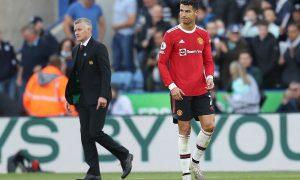 Solskjaer nhận sai khi Man Utd bại trận