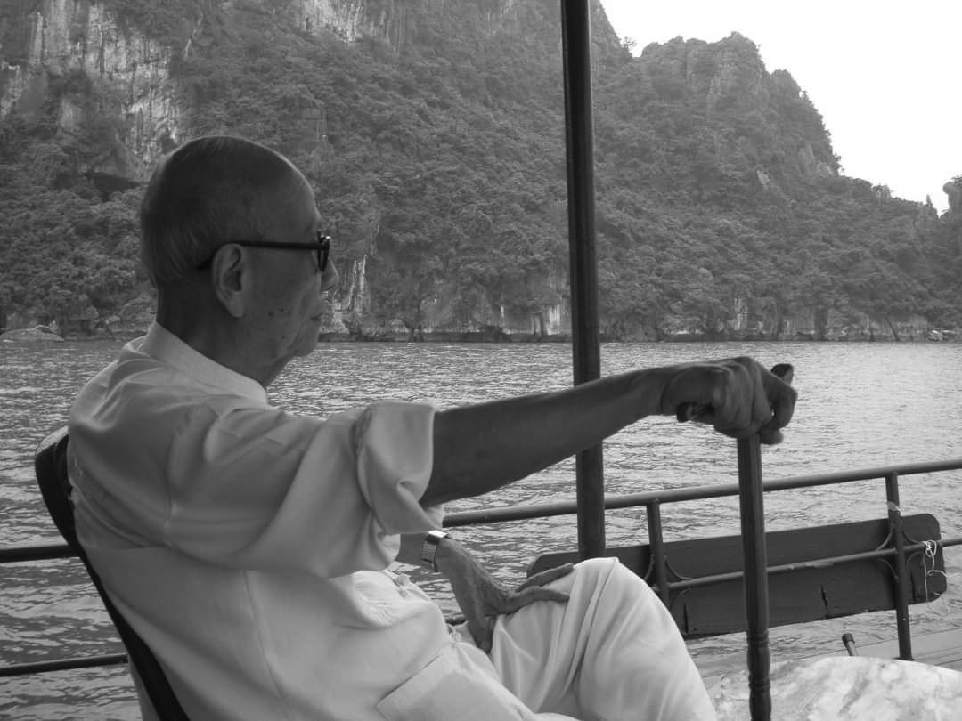 Ngày mai táng GS Vũ Khiêu, Hà Nội mưa trắng trời…