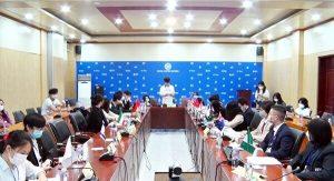 Hội nghị về Mô hình Kinh tế Tuần hoàn trong lĩnh vực rác thải điện, điện tử