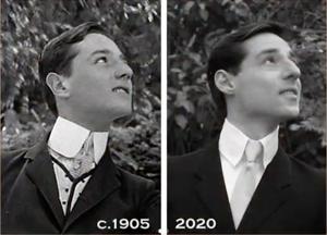 Giải mã những khuôn mặt giống nhau kỳ lạ trong lịch sử